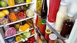 Muốn có thể lực trong mơ, TUYỆT ĐỐI không được bỏ những thực phẩm này vào tủ lạnh