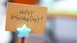 Chỉ với những hành động nhỏ này và cả tấm lòng, bạn sẽ có lễ kỷ niệm ngày cưới đẹp như mơ