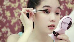 Cùng học nữ hoàng nội y Ngọc Trinh cách make-up hoàn hảo