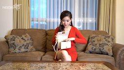 Khám phá phụ kiện túi thời trang của Á hậu Diễm Trang