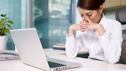 Bệnh nghề nghiệp của nhân viên văn phòng: Làm sao để chữa trị triệt để nhất?