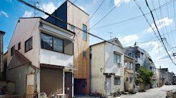 Thiết kế quá thông minh cho ngôi nhà tí hon ở Nhật Bản