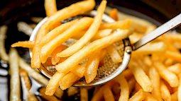 Có bao giờ bạn tò mò khoai tây chiên có nguồn gốc từ đâu không?