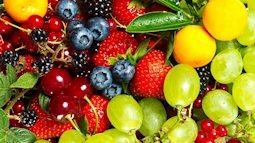 Những loại trái cây hằng ngày, càng ăn nhiều càng tốt cho sức khỏe bạn nên biết
