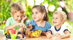 Nguyên tắc vàng trong chế độ dinh dưỡng dành cho trẻ thừa cân, béo phì