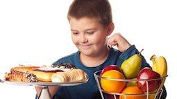 Cha mẹ cần thực hiện ngay những việc này khi con gặp vấn đề về cân nặng