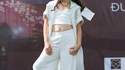 Hàng trăm mẫu nhí tụ hội ở Đà Nẵng casting cho show thời trang trẻ em ở Bà Nà Hills