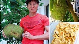 Gia đình Lý Hải - Minh Hà mát tay nuôi mát tay trồng