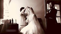 Váy cưới vạn người mê của Á quân Vietnam's Next Top Model