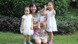 Dù nguy hiểm nhưng bà mẹ này vẫn 4 lần sinh mổ trong 5 năm