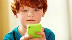 """Phải làm gì khi trẻ """"nghiện"""" điện thoại di động?"""