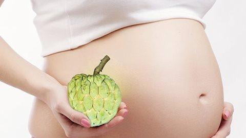 Tác dụng của quả na với bà bầu và thai nhi