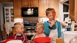 Bộ ảnh 'Trước 8 giờ sáng': Chỉ những gia đình có con nhỏ mới thấu hiểu