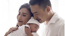 Thúy Diễm suy giảm trí nhớ nặng sau khi sinh con trai đầu lòng