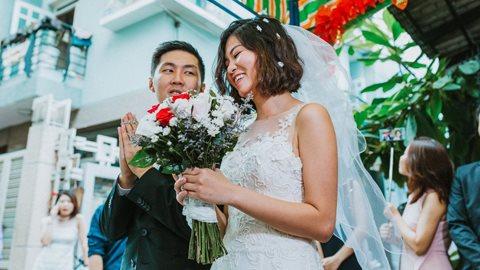 Đừng bỏ qua những gạch đầu dòng này nếu muốn có đám cưới suôn sẻ