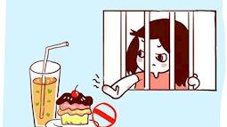 Tiểu đường thai kỳ do chế độ ăn uống sai lầm