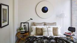 Trang trí phòng ngủ với các mẫu đèn lung linh, mới lạ