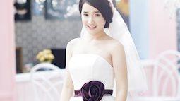 Chưa kết hôn nhưng Nhã Phương đã diện hàng chục kiểu váy cưới khác nhau