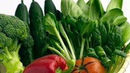 Ăn rau quan trọng, cách bảo quản và chế biến rau  còn quan trọng hơn, bạn có biết không?