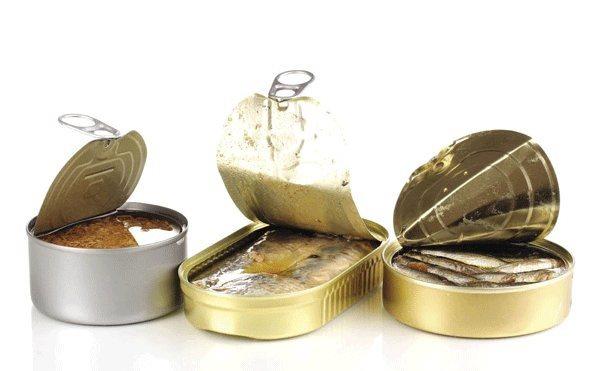 Thực phẩm đóng hộp thường chứa ratas nhiều phụ gia hình ảnh