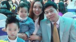 Hoa hậu Việt Nam 2002 Mai Phương và cuộc sống bình yên bên gia đình