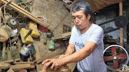 Ghé thăm gia đình truyền thống 35 năm khắc khuôn bánh Trung thu ở Hà Nội