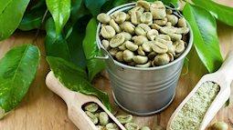 Cà phê xanh - giảm cân 3 lần cà phê thường