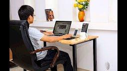 Xu hướng hiện đại:  làm việc ở nhà mới là cách làm việc thông minh nhất