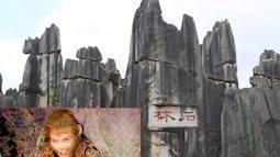 Đến thăm nơi Tôn Ngộ Không bị nhốt 500 năm dưới đá