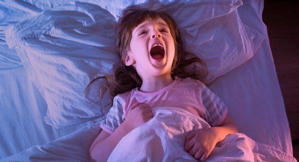 Bố mẹ nên làm gì khi trẻ gặp ác mộng?