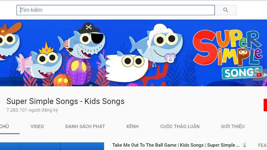 Học tiếng Anh cùng con: Cha mẹ cập nhật ngay 3 kênh video hoàn toàn miễn phí này