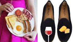Những phụ kiện thời trang lấy cảm hứng từ các món ăn, nhìn bắt mắt