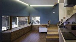 Căn nhà siêu đẹp nổi bật giữa căn ngõ nhỏ khiến ai cũng thích mê