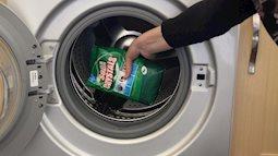 Mẹo vặt vệ sinh, bảo dưỡng máy giặt siêu đơn giản, các bà nội trợ cũng làm được dễ dàng