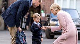 Trong ngày đầu tiên con trai đi học, Công nương Diana đã nói gì?