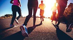Chạy bộ giúp con người cảm thấy hạnh phúc và yêu đời hơn