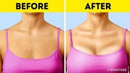 Cách dùng áo ngực để tăng kích cỡ vòng 1, mẹo vặt dành cho các cô gái