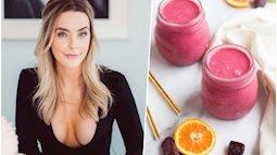 Công thức detox bằng nước ép trong 3 ngày vừa hiệu quả vừa đủ chất của cô nàng blogger