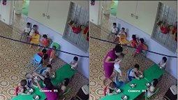 Vụ giáo viên mầm non bạo hành bé 2 tuổi ở Sóc Sơn: Đã tìm ra danh tính cô giáo