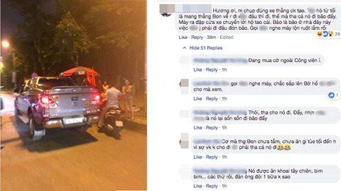 Chồng trốn nhà dắt con đi 'bão' và lời nhắn của vợ khi phát hiện sự thật nhờ Facebook khiến dân mạng phì cười