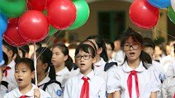 Sở Giáo dục Hà Nội yêu cầu lễ khai giảng chỉ được kéo dài trong vòng 1 giờ