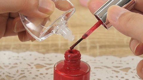 3 cách bảo quản lọ sơn móng tay bạn cần học thuộc ngay