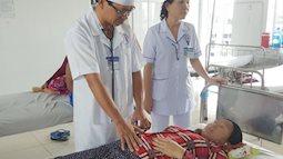 Thai phụ bị thuyên tắc ối hiếm gặp được cấp cứu kịp thời