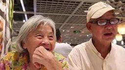 """Bí quyết hạnh phúc của cặp vợ chồng già là """"KHÔNG NẤU CƠM"""""""