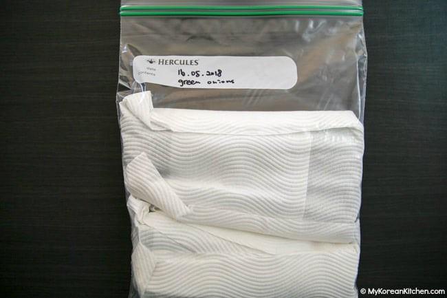 Bảo quản hành lá bằng mẹo đơn giản này có để cả tháng cũng không lo nhũn, hỏng 3