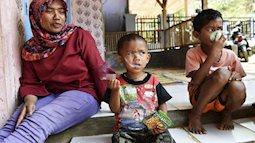 Cai nghiện cho cậu bé hút 40 điếu thuốc mỗi ngày