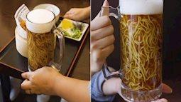 Độc lạ với món mì bia thu hút nhiều thực khách, bạn đã được thử chưa?