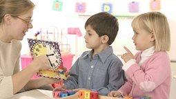 Học tiếng Anh lớp 3: Cha mẹ rèn luyện kĩ năng nghe- nói- đọc- viết thế nào?