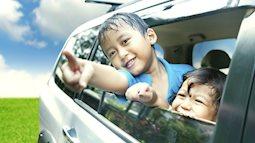 Để bé có những chuyến đi vui vẻ thích thú, các bố mẹ nên làm những việc này lúc đi