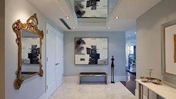 Thiết kế gương hiện đại để trang trí cho nhà nhỏ bừng sáng